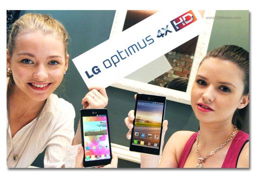 LG Optimus 4X HD. El primer Nvidia Tegra 3 del mercado