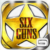 Viaja al antiguo oeste con Six Guns
