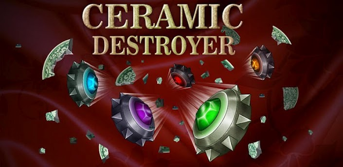 Ceramic Destroyer, un juego explosivo