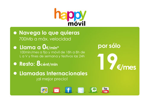 Happy Mov promo voz-datos