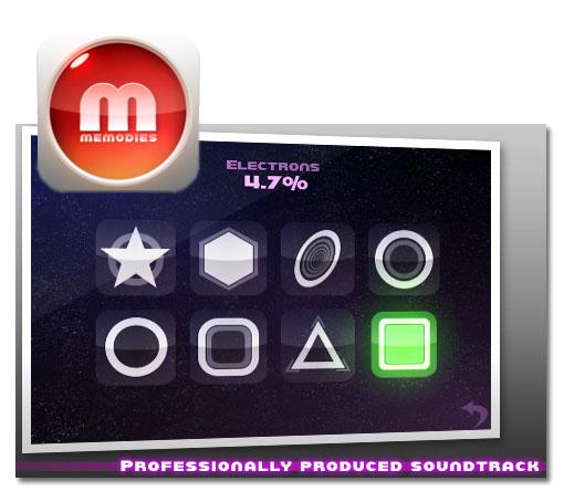 Memodies. Adictivo juego musical para iOS