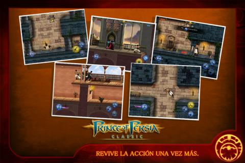 Prince of Persia Classic para iOS