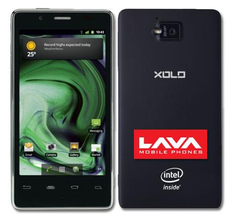 Lava XOLO X900. El primer Intel Atom en smartphone