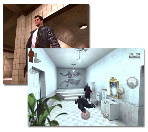 Max Payne ya está disponible para iOS
