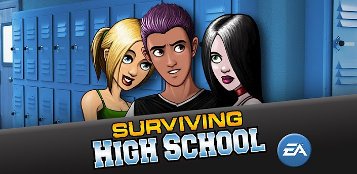 Crea tu propio destino en Surviving High School