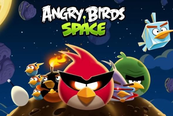 Angry Birds Space se actualiza