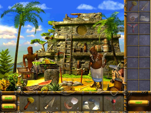 Aventura mágica en Los Tesoros de la Isla del Misterio