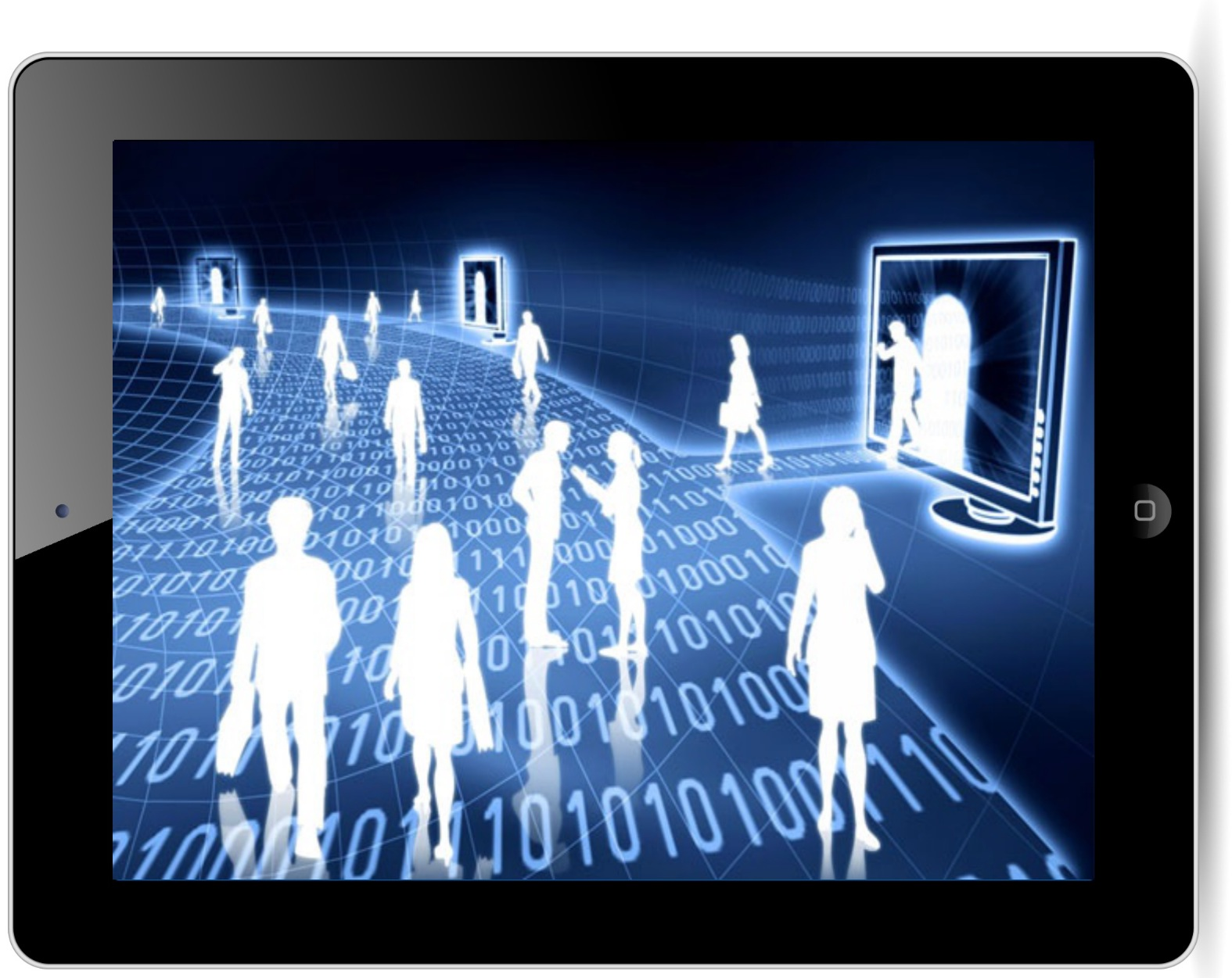 Se espera que los tablets generen más tráfico web que los smartphones