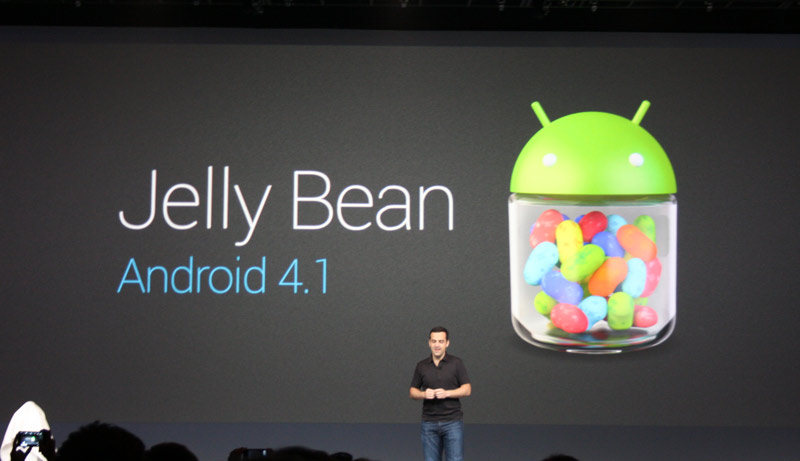 Android 4.1 Jelly Bean. Conoce sus detalles