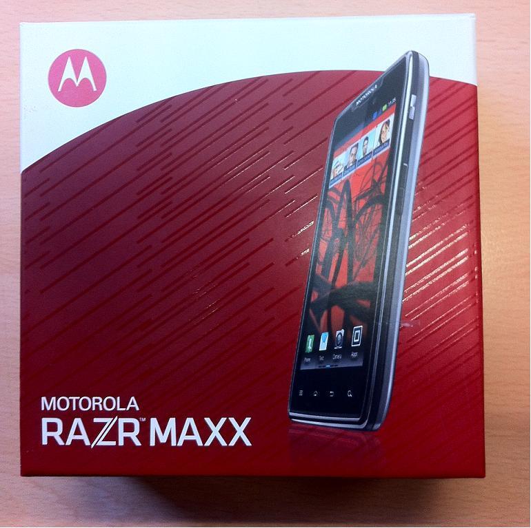 Desempaquetamos el Motorola RAZR MAXX