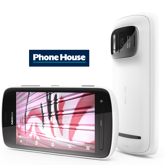 Nokia 808 Pure View llega a Phone House