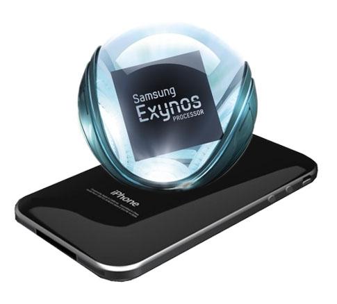 Rumor. iPhone 5 con Quad-Core de Samsung