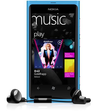 Nokia Música se actualiza para Windows Phone