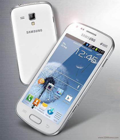 Se filtra un Samsung Galaxy S Duos