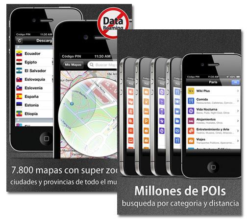 City Maps 2Go. Mapas de miles de ciudades en tu móvil
