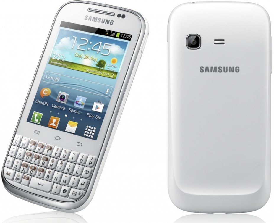 Samsung Galaxy Chat B5330. El Android con QWERTY