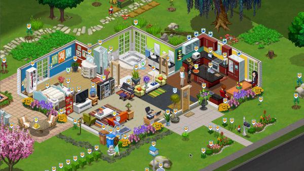 EA demanda a Zynga por la supuesta copia de Los Sims Social