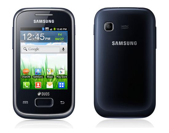 Nuevo Samsung Galaxy Pocket Duos