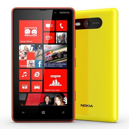 Nokia Lumia 820. La gama media de Windows Phone 8