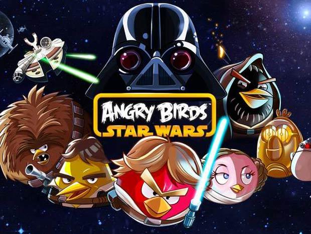 Angry Birds Star Wars el 8 de noviembre