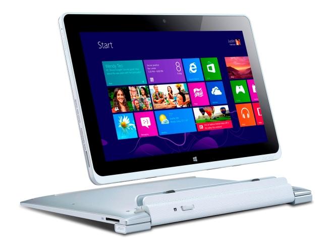 El nuevo Acer Iconia W510P con Windows 8 Pro