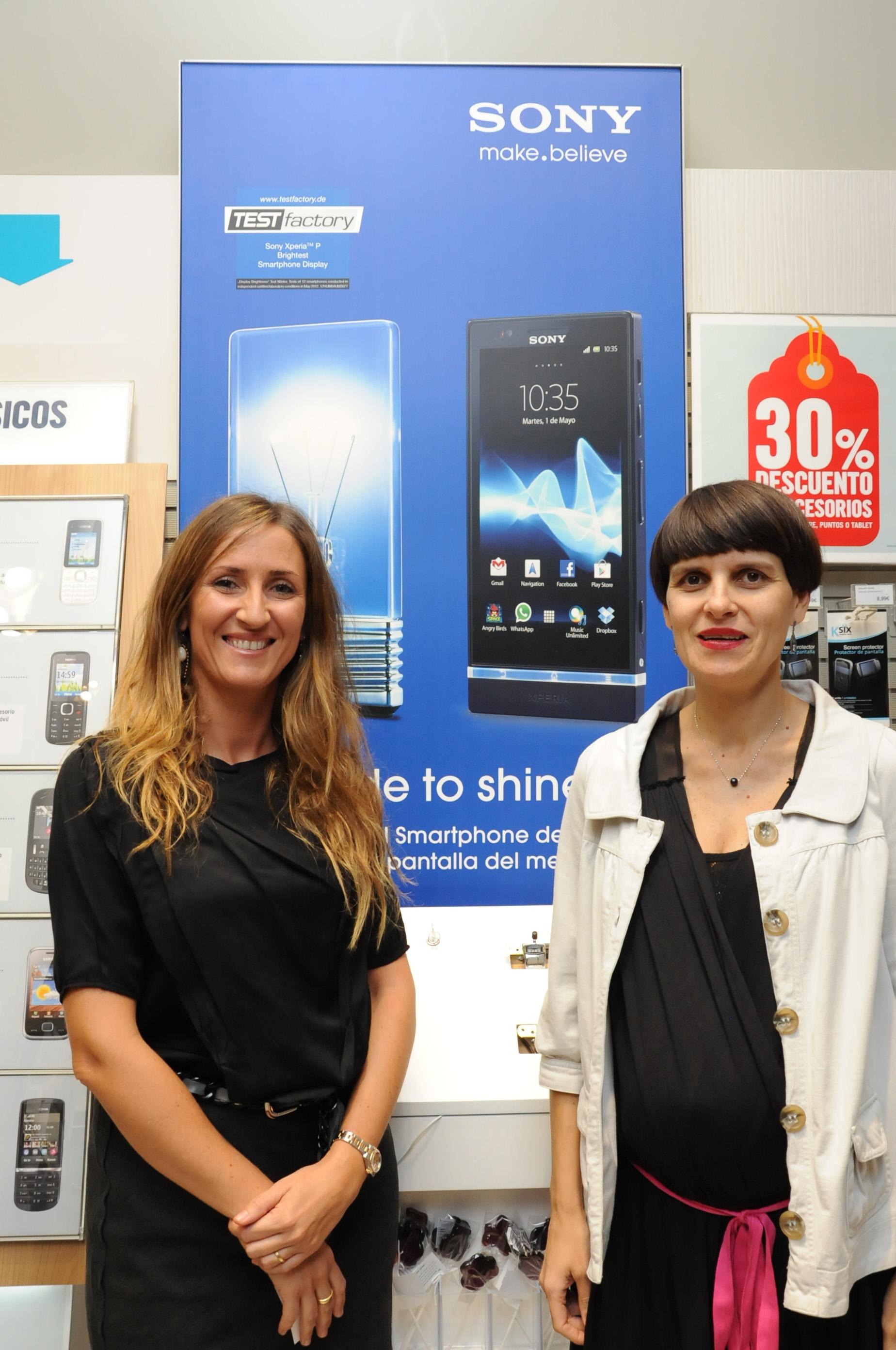 Los consumidores eligen Xperia P como el smartphone con mejor pantalla del mercado