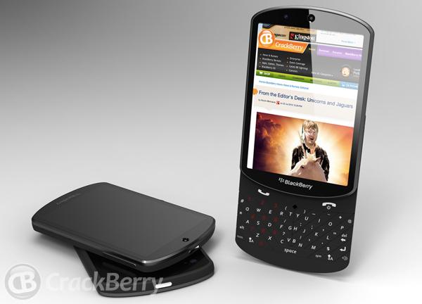 Nuevo terminal Blackberry 10