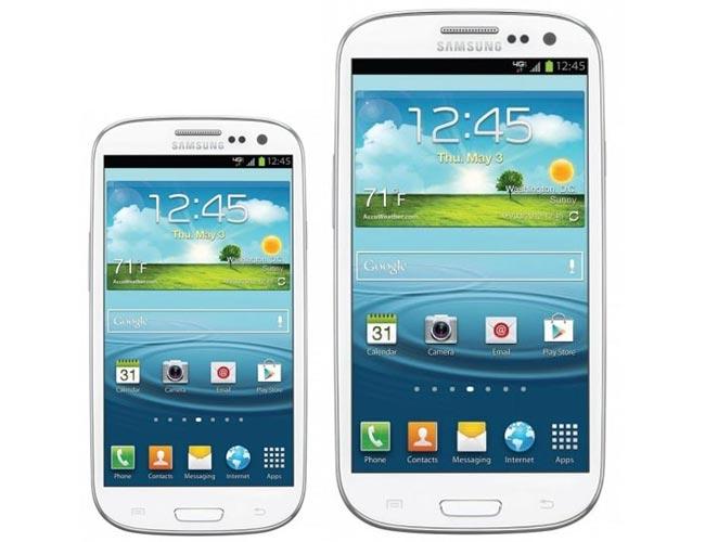 Samsung nos presenta el Galaxy S III Mini