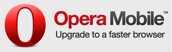 Nueva actualización Opera Mobile 12.1