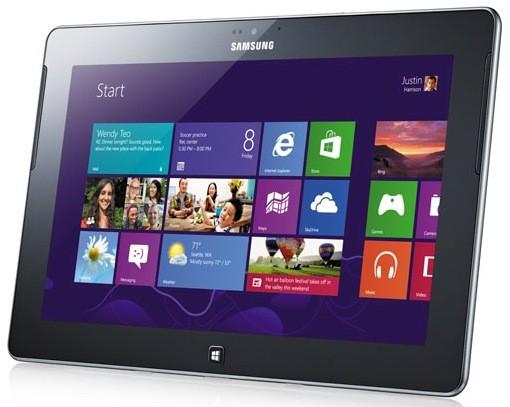 Nueva tablet de Samsung con Windows 8, la Ativ Tab