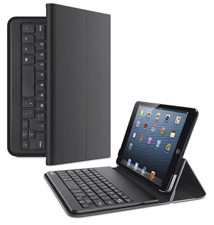 Belkin lanza la primera funda-teclado para el iPad Mini
