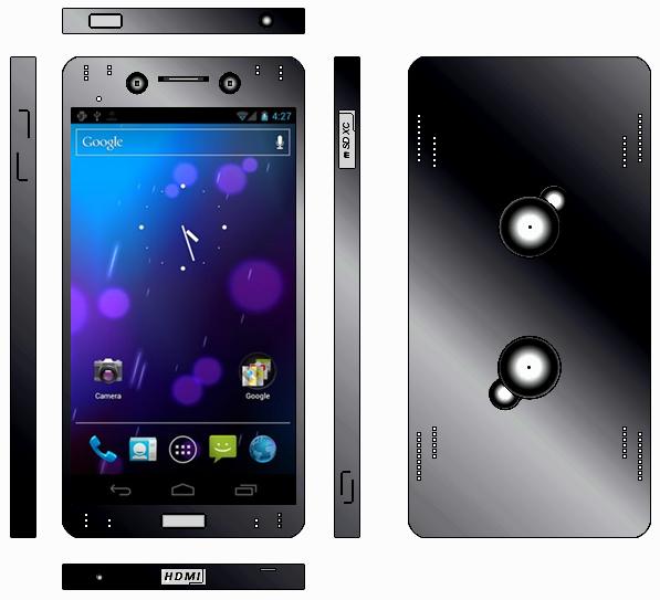 Samsung del futuro ¡Rumor!