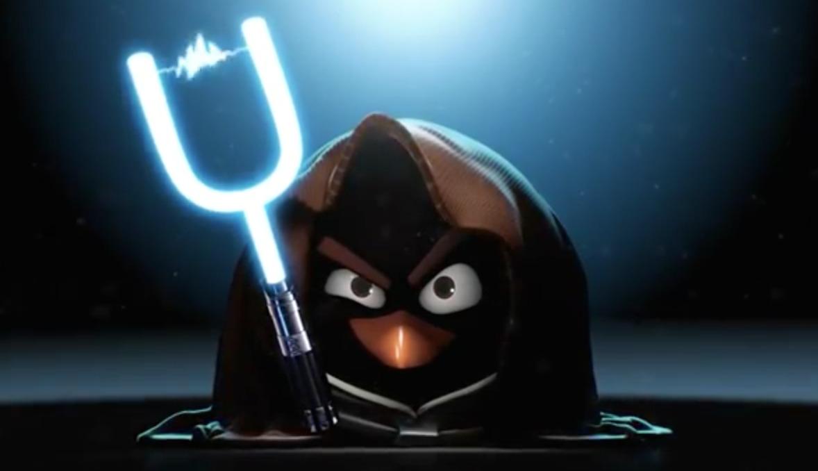 Probamos Angry Bird Star Wars