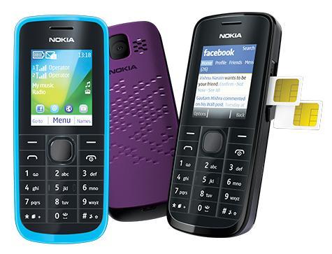 Nokia 114 Dual