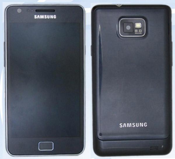 Filtrado el nuevo Samsung Galaxy S II Plus