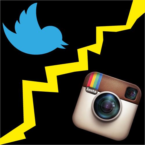 Las fotos de Instagram ya no podrán ser visualizadas en Twitter