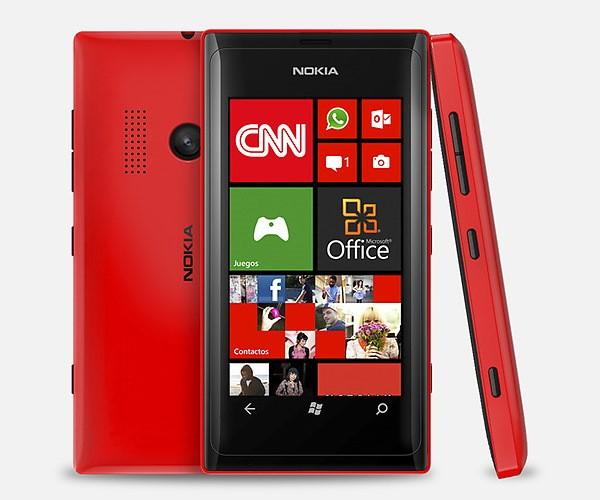 Aparece en México un nuevo Lumia
