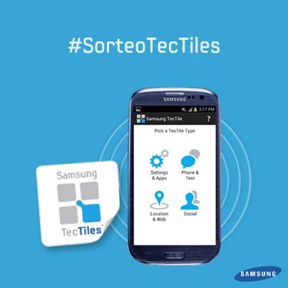Cómo participar en el #SorteoTecTiles y ganar uno de los 40 packs