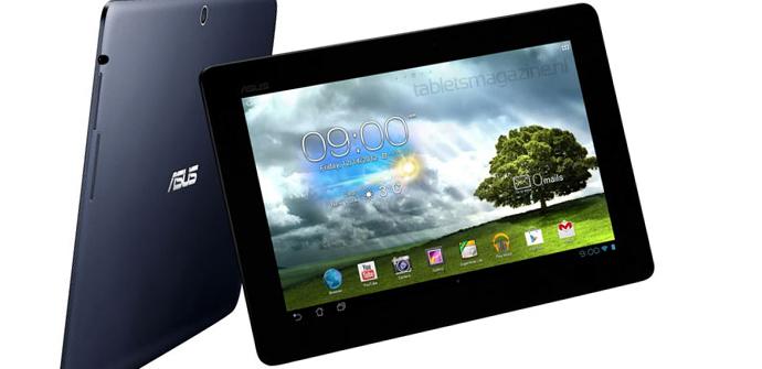 Nueva tablet ASUS MeMO Pad 10