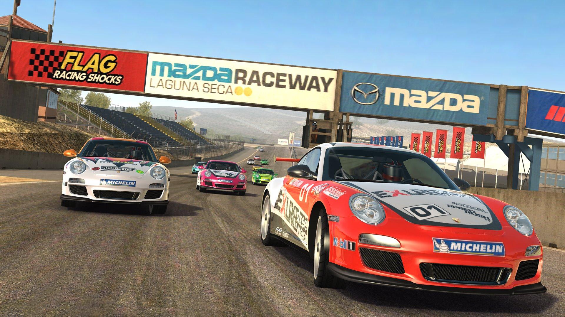 Real Racing 3 si es el mejor juego de conducción para iOS