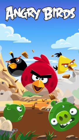 Angry Bird sigue de moda y ahora gratis en App Store