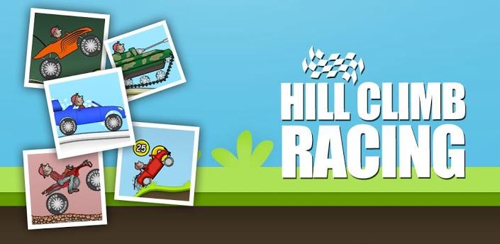 Hill Climb Racing, a correr en 2D
