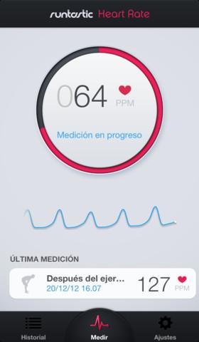 Controla tu salud cardiaca con Hear Rate Pro