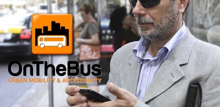 OnTheBus, una aplicación pensada para personas invidentes