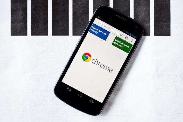 Actualización importante de Chrome para iOS