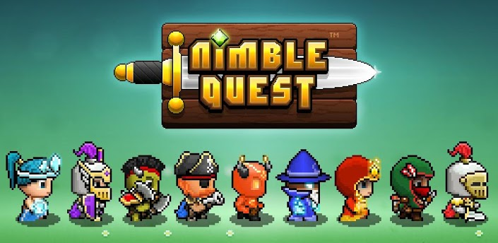 Nimble Quest, un Snake muy particular