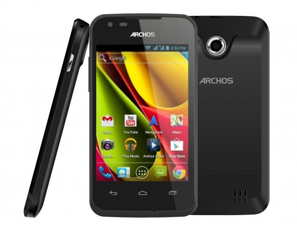 Archos lanza el 35 Carbon, un smartphone Android a buen precio