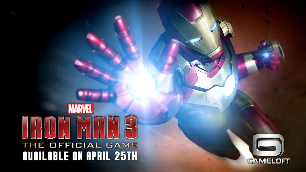 Probamos 'Iron man 3', el juego oficial