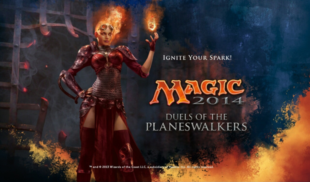 Nuevo juego para Android: Magic 2014- Duels of the Planeswalkers
