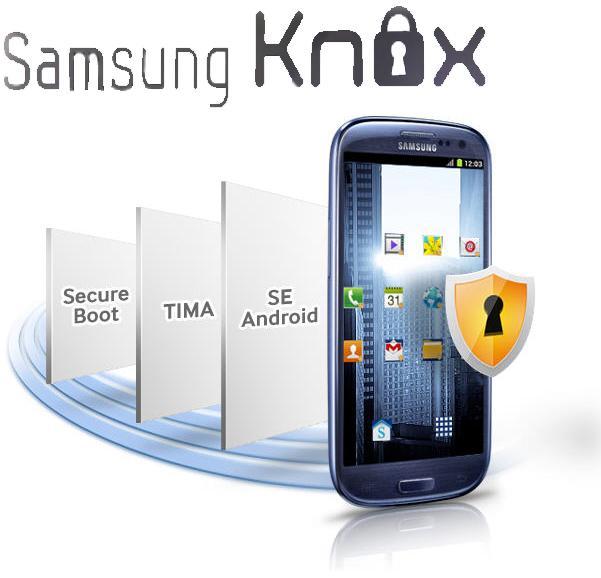 Samsung da un paso más en la seguridad con su nuevo sistema Knox